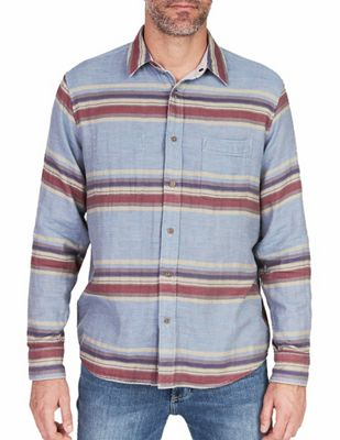 Faherty Reversible Belmar Long Sleeve Shirt
