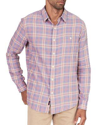 Faherty Men's Seaview Long Sleeve Shirt