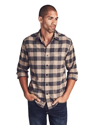 Faherty Men's Stretch Seaview LS Shirt