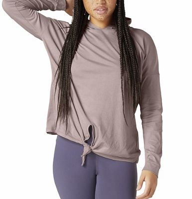 Beyond Yoga Women's All About It Tied Hoodie