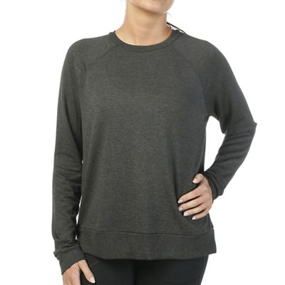 Beyond Yoga Women's Slashes Raglan Crew Pullover