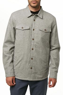 O'Neill Men's Gravel Lined Flannel