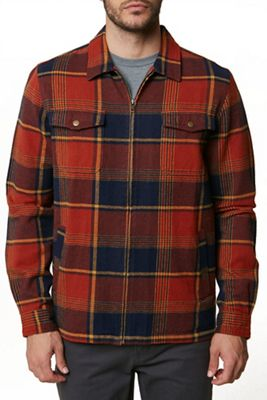 O'Neill Men's Lodge Flannel Jacket