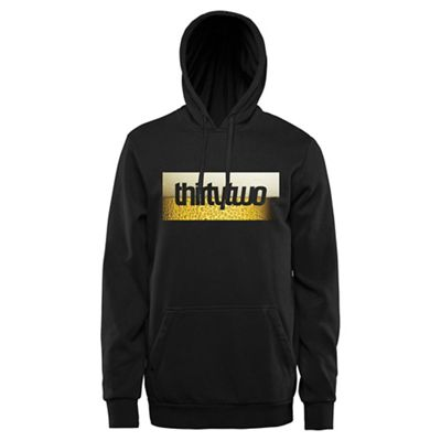 Thirty Two Men's Team Hoodie Beer Pullover