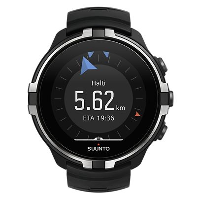 Suunto Spartan Sport HR Barometric Watch