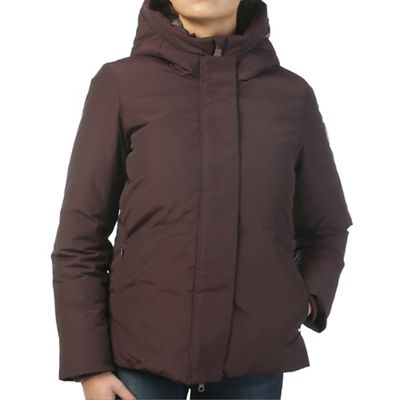 Save The Duck Women's Faux Fur Lined Parka Jacket