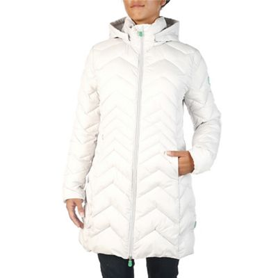 Save The Duck Women's Recycled Collection Long Jacket