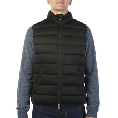 Save The Duck Men's Signature Stretch Vest