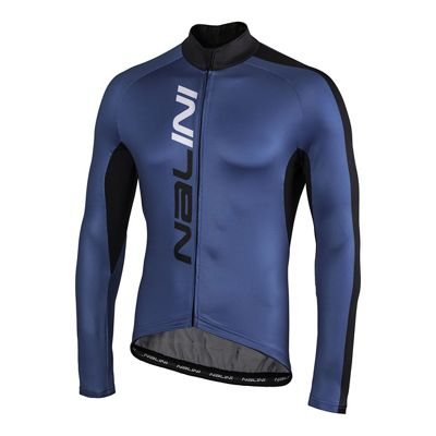Nalini Men s AHW LW Jersey. BLUE  BLACK ad69fa02d
