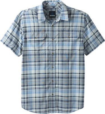 Prana Men's Cayman Plaid Shirt