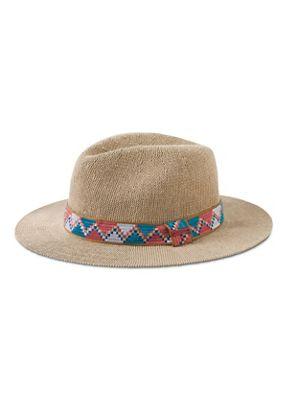 2a551df33a2d3 Prana Women s Cybil Knit Fedora Hat