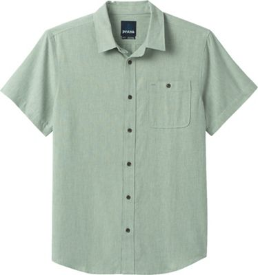 Prana Men's Jaffra SS Shirt