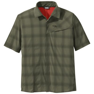 Outdoor Research Men's Astroman SS Sun Shirt