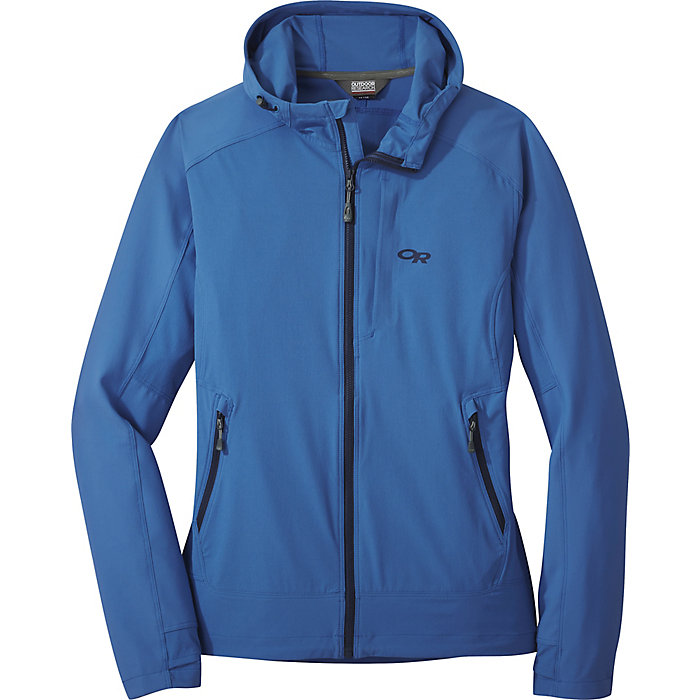 low priced d2568 d79e8 Outdoor Research Women's Ferrosi Hooded Jacket - Mountain Steals