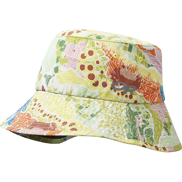 3455cada27aee Outdoor Research Women s Solaris Sun Bucket Printed Hat - Moosejaw