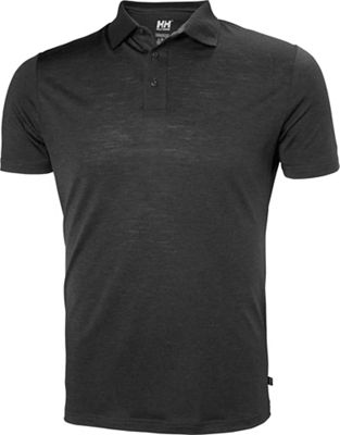 Helly Hansen Men's HH Merino Light Short Sleeve Polo