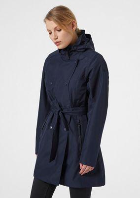 Helly Hansen Women's Welsey II Trench Coat