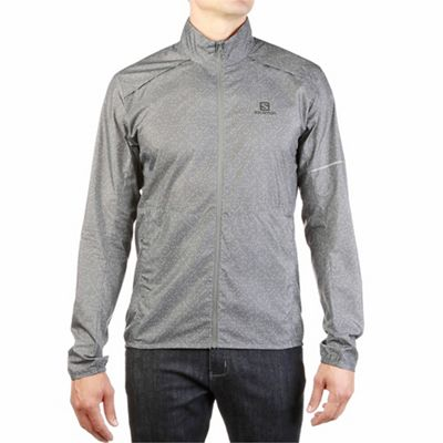 Salomon Men's Agile Wind Jacket