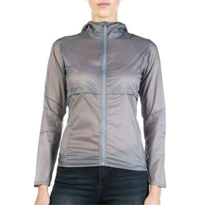 Salomon Women's Elevate Aero Full Zip Hoodie