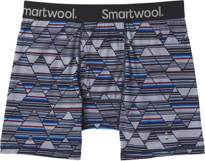 Smartwool Men's Merino 150 Print Boxer Brief