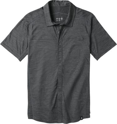 Smartwool Men's Merino Sport 150 SS Button Down Top