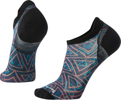 Smartwool PhD Run Ultra Light Print Micro Sock
