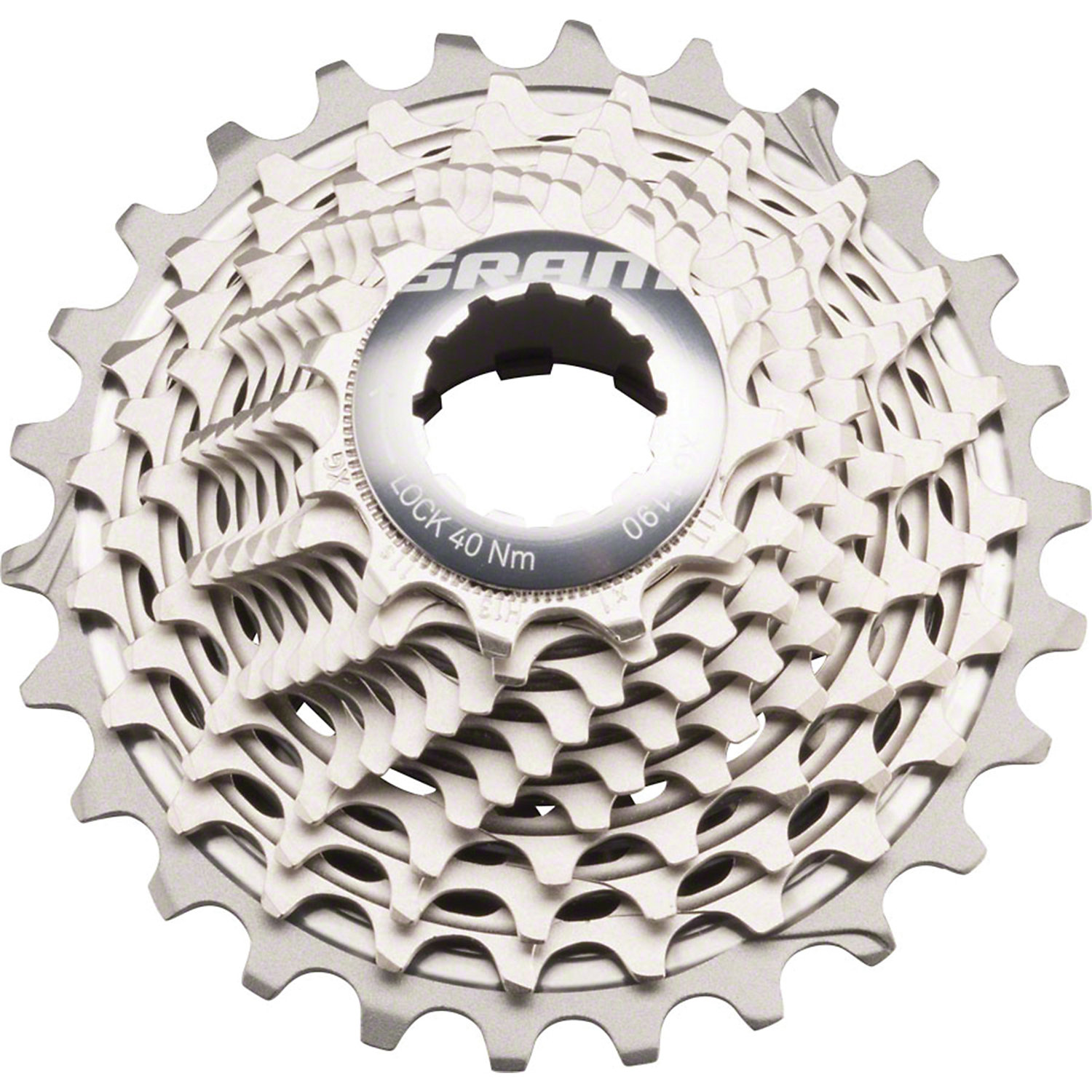 Sram Red Xg-1190 Cassette 11 Speed 11-25t Silver A2 Cycling