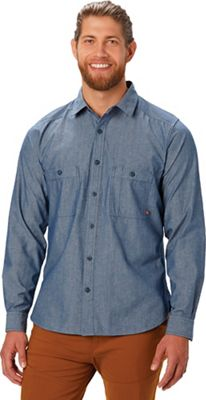 Mountain Hardwear Men's Cathedral Ledge LS Shirt