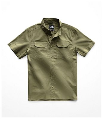 The North Face Men's Battlement SS Shirt