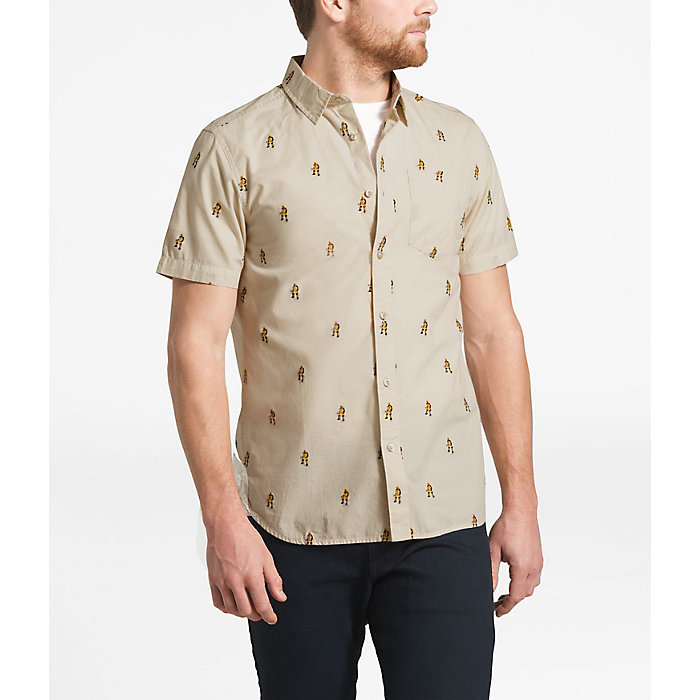 84fed7d27 The North Face Men's Baytrail Jacq SS Shirt - Moosejaw