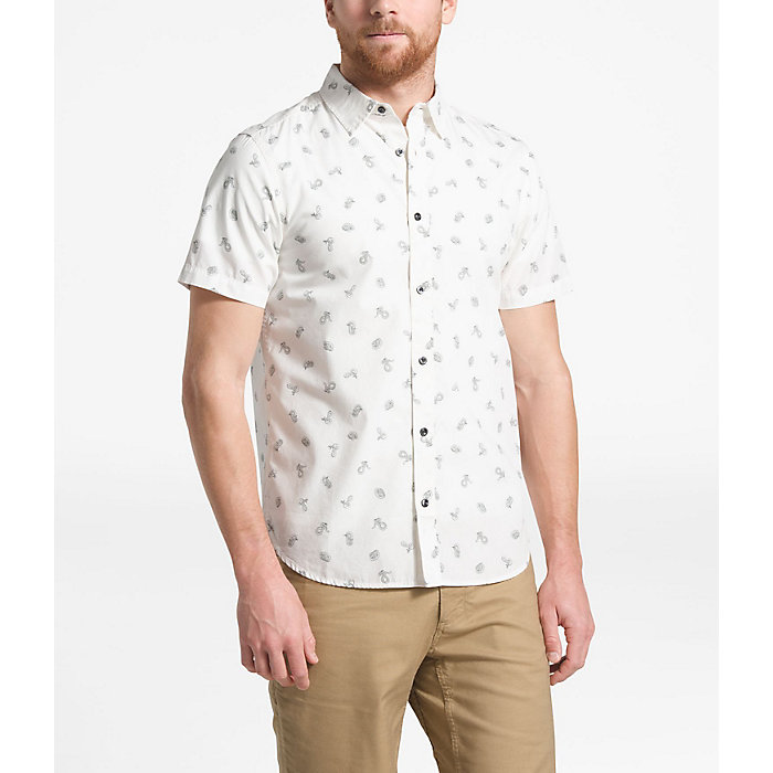 6114ead9c The North Face Men's Baytrail SS Shirt - Moosejaw
