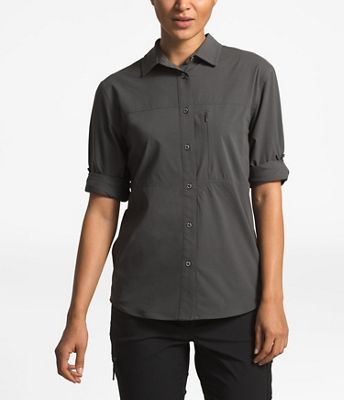 The North Face Women's Boreaz LS Roll-Up Shirt