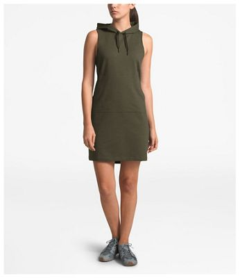 The North Face Women's Bayocean Sleeveless Hooded Dress