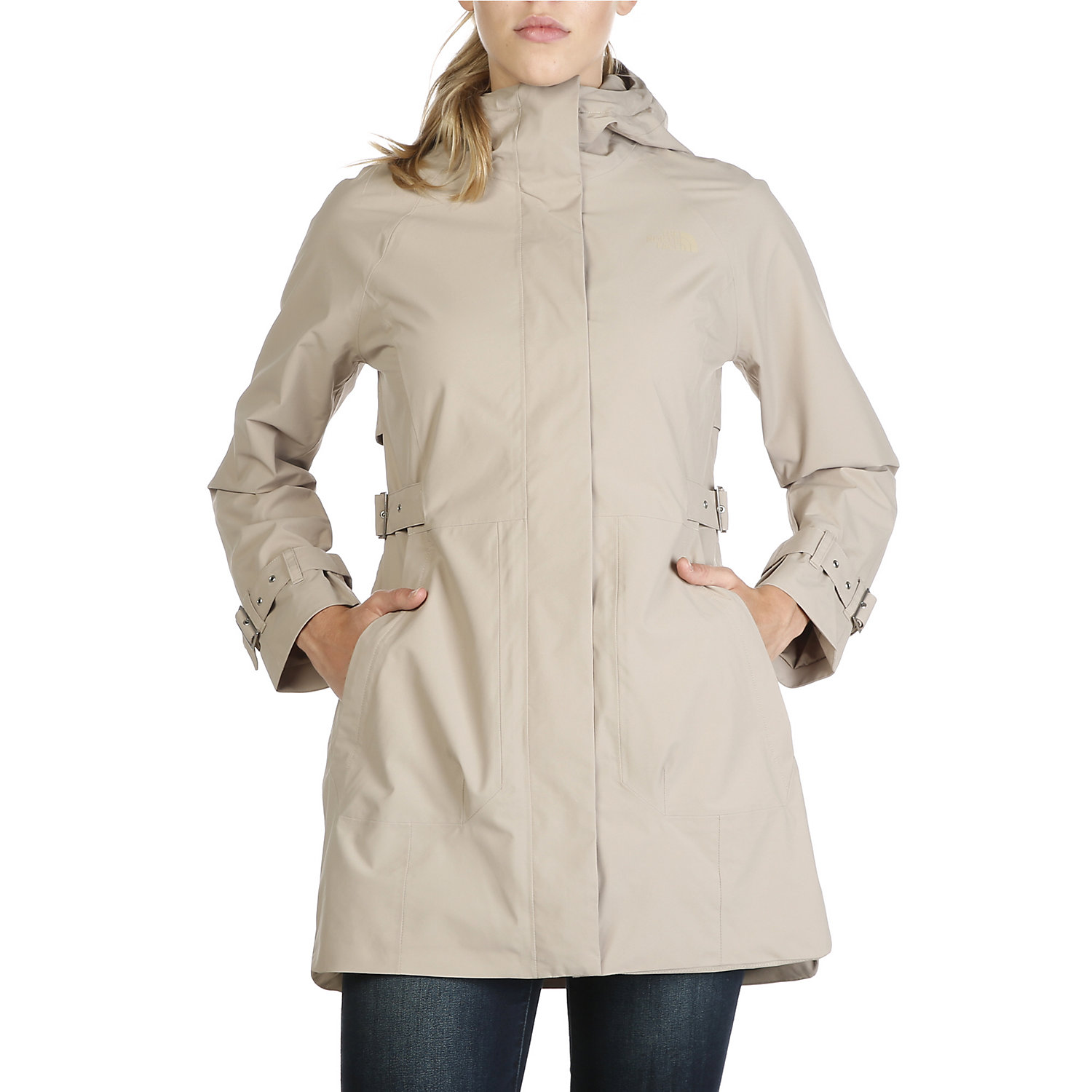 good factory outlets official images The North Face Women's City Breeze Rain Trench