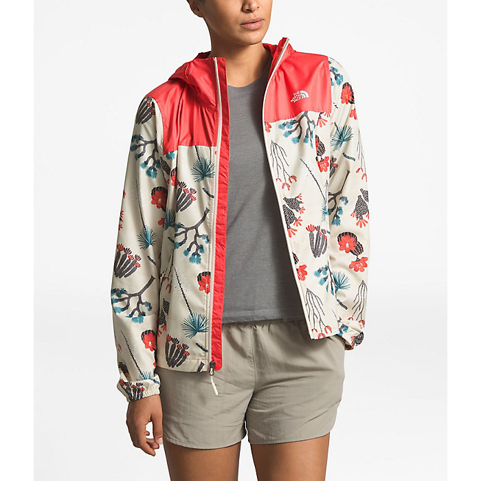 5e548858d The North Face Women's Cyclone Printed Jacket - Moosejaw