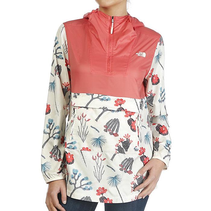 57bab7f83 The North Face Women's Fanorak Printed Jacket - Moosejaw
