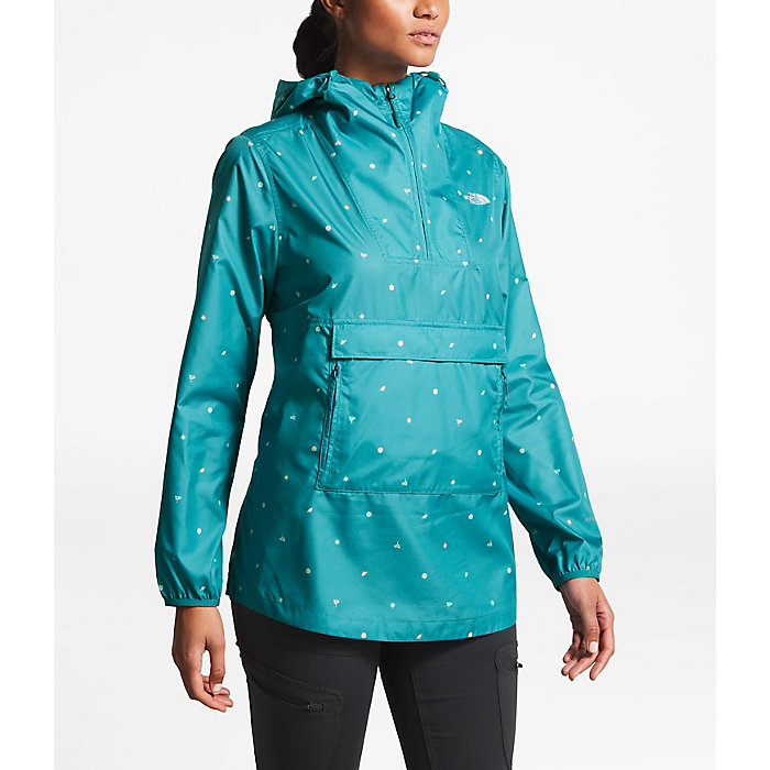 70eca60db The North Face Women's Fanorak Printed Jacket