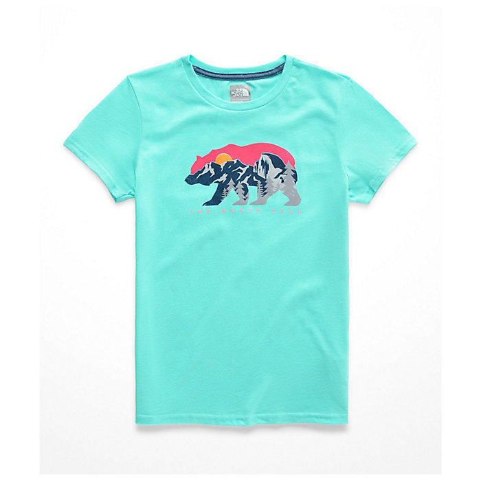 f1a436bed The North Face Girls' Graphic SS Tee - Moosejaw