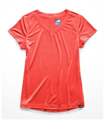 The North Face Women's HyperLayer FD SS V-Neck Top
