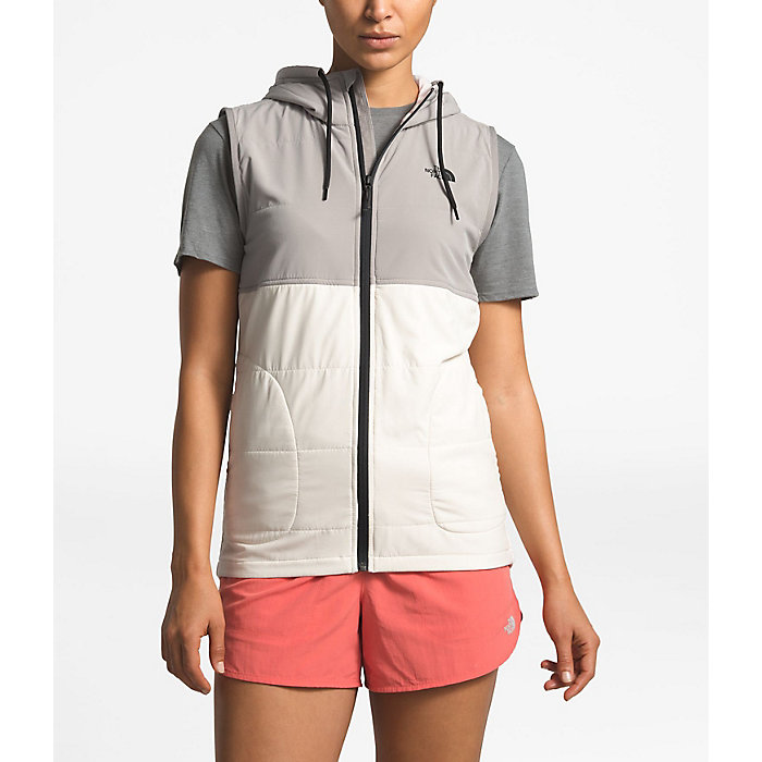fb6441433 The North Face Women's Mountain Sweatshirt Vest - Moosejaw