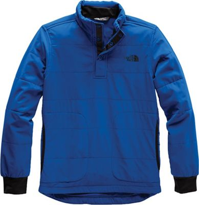 The North Face Boys' Mountain 1/4 Snap Neck Sweatshirt