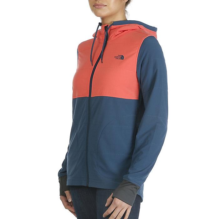 4fb695a79 The North Face Women's Mountain Sweatshirt Full Zip Jacket - Moosejaw