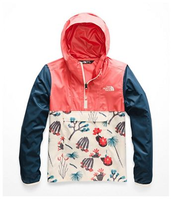 The North Face Girls' Novelty Fanorak Jacket