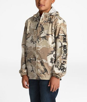 The North Face Youth Novelty Flurry Wind Hoodie