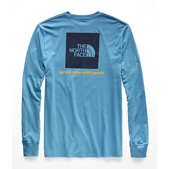 e48aa21af The North Face Men's Red Box LS Tee - Moosejaw