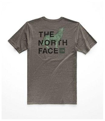 b12b862e2d26b0 The North Face Men's Spirit Animal Tri-Blend SS Tee