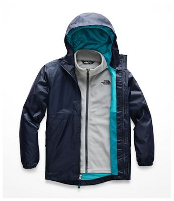 c5fb470e5300 The North Face Boys  Stormy Rain Triclimate Jacket