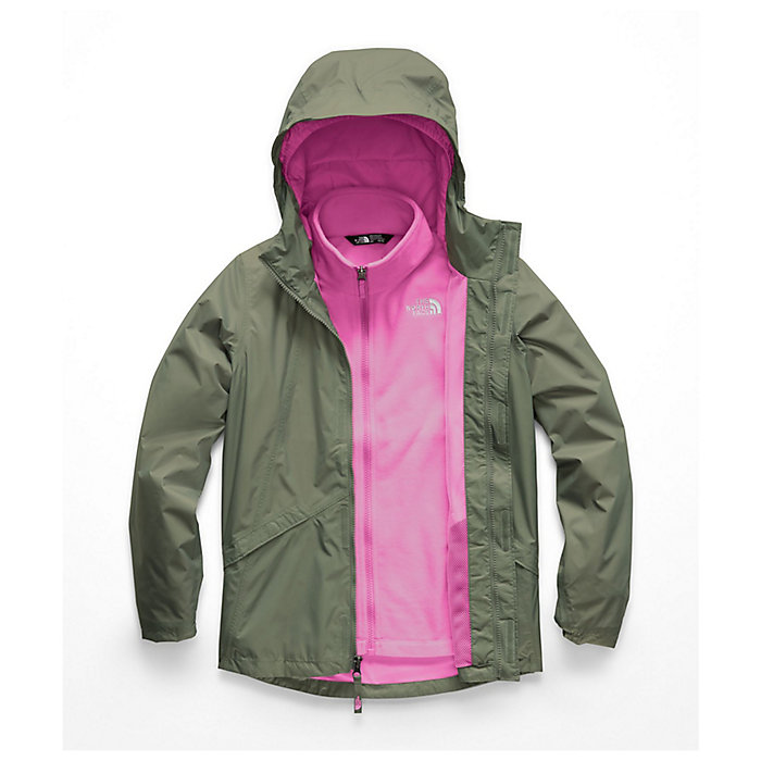 f1015c44f The North Face Girls' Stormy Rain Triclimate Jacket - Moosejaw