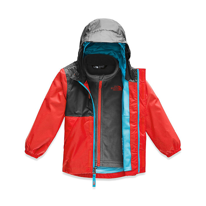 4b5f58bcb The North Face Toddlers' Stormy Rain Triclimate Jacket - Moosejaw