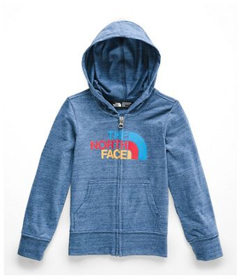 The North Face Toddlers' Tri-Blend Full Zip Hoodie